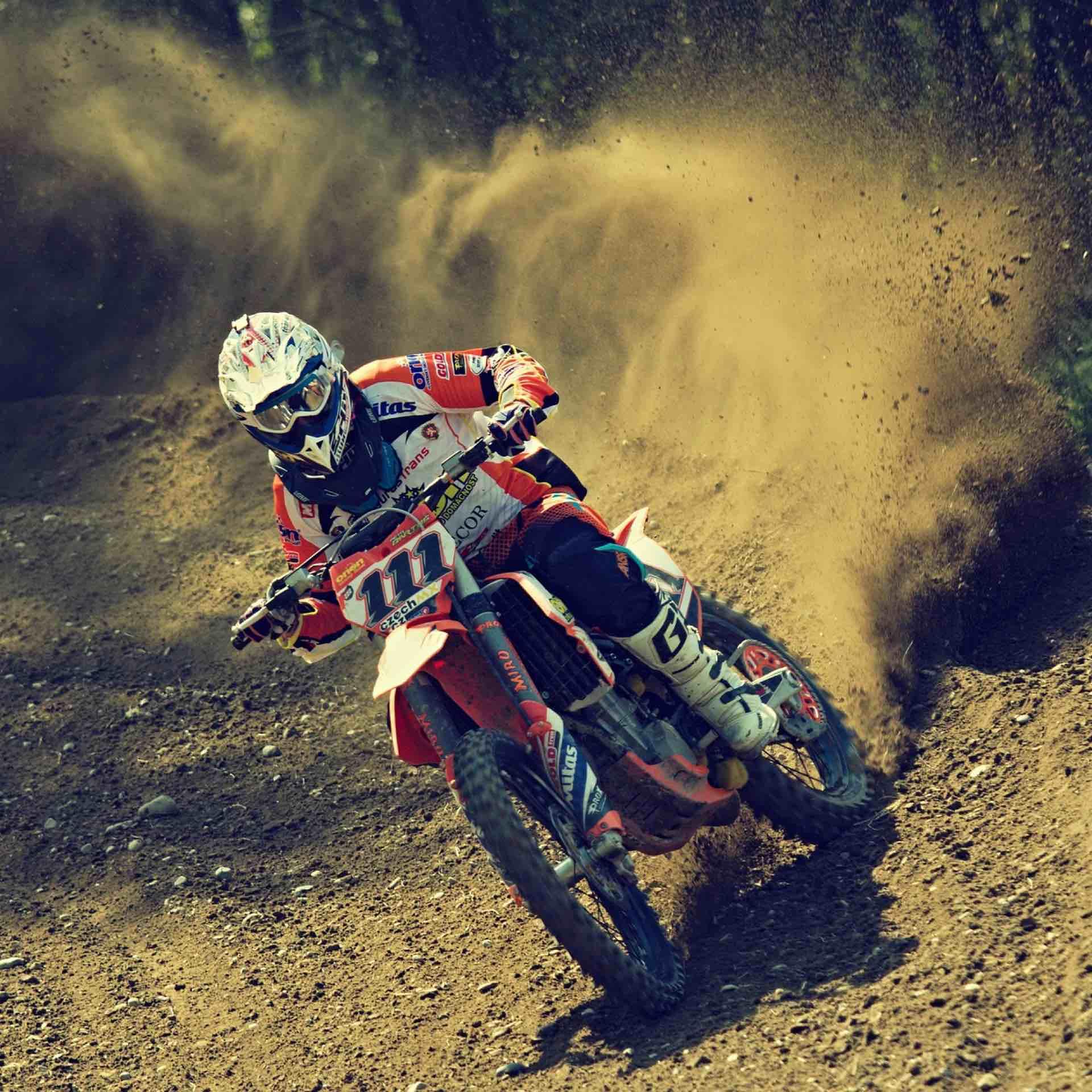 racing motorbike